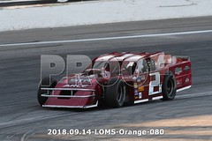 LOMS-Orange-080 (PacificFreelanceMotorsports) Tags: loms speedway racing modifieds lucasoil