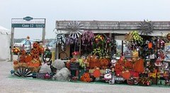 Autumn decor for sale (creed_400) Tags: shipshewana indiana september summer autumn fall halloween shopping flea market