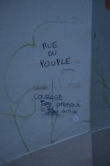 dans la montée du Gourguillon - Lyon (Zabou256 aussi sur Ipernity) Tags: tag tags mur murs mauer