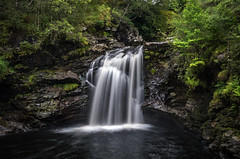 Falls of Falloch 1 (Bilderschreiber) Tags: falls waterfall wasserfall falloch scotland schottland highlands nature natur europa europe water wasser