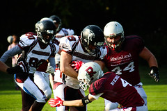 DISO5065 (Wuppertal Greyhounds) Tags: wuppertal greyhounds verbandsliga nrw disografie blende8 american football