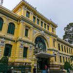 Central Post Office in Saigon thumbnail