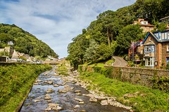 Photo of Lynmouth, Devon