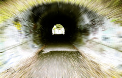 Tunnel-1-5 (Steve Mo) Tags: canon 70d tunnel blur blurred fear walking dead 1750mm horror