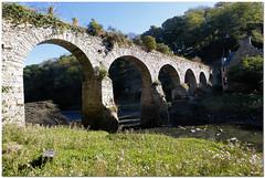 Aqueduc du Guindy (Avel-Breizh) Tags: bretagne breizh brittany building river trégor bridge