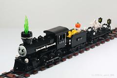 Spooky Train