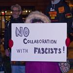 Anti Trump Protesters Downtown Chicago Illinois  11-7-18 5029 thumbnail