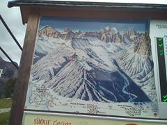 421 impianti in val di fassa trentino alto adige (ERREGI 1958) Tags: impianti fassa trentino alto adige italia dolomiti vigo catinaccio alpi val
