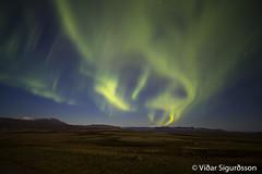 Mosfellsheiði.jpg.5188 (VidarSig) Tags: mosfellsheiði norðurljós northernlights auroraborialis iceland ísland canon5dmarkiii zeiss carlzeiss distagont2821 21mm zeiss21mm kjósarsýsla