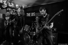 2018-09-20 The Disorders - Ty Anna 281A6864 (bernard.sammut) Tags: bernard sammut rennes 2018 the disorders ty anna tavarn live concert