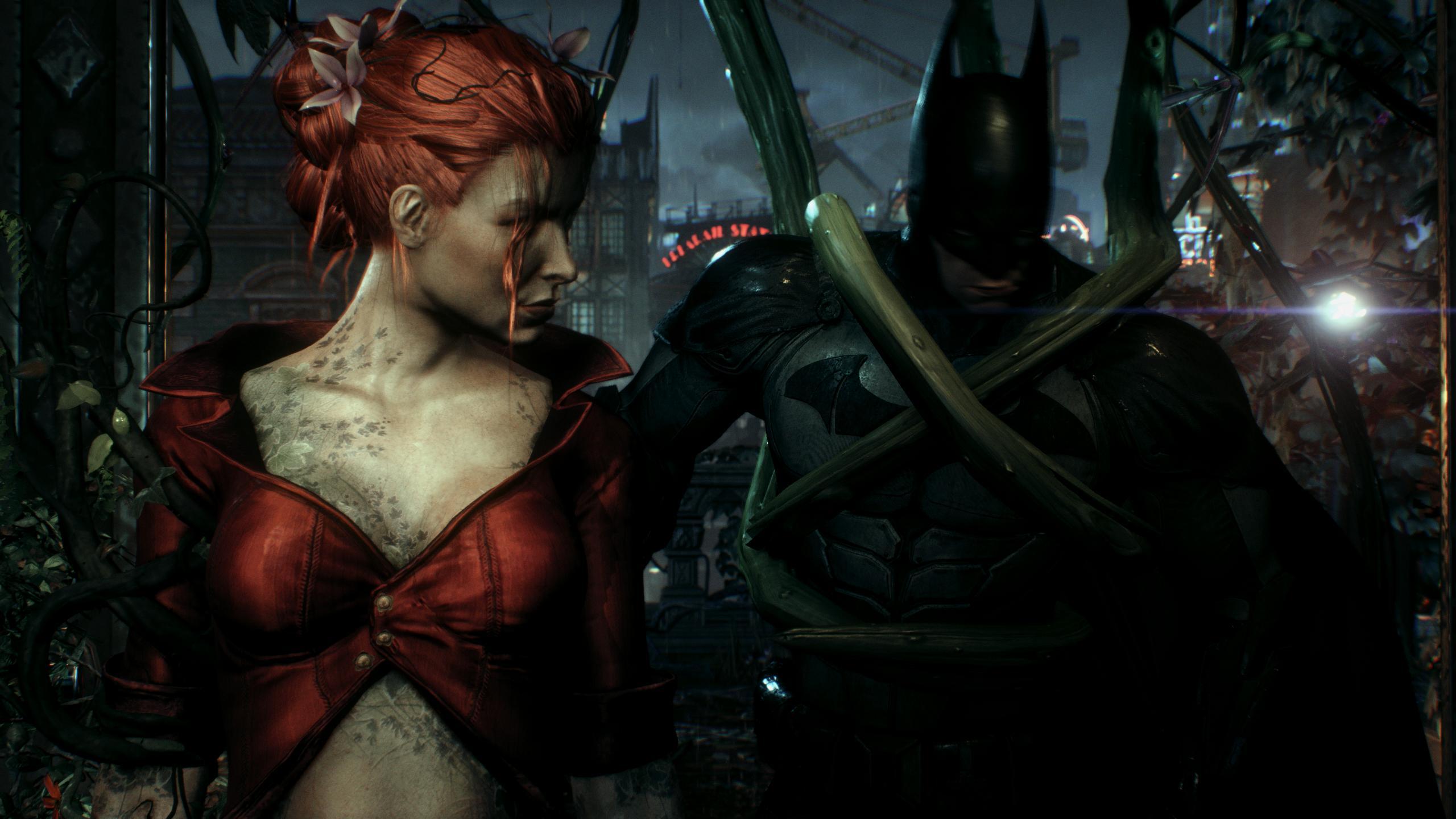 蝙蝠侠:阿卡姆骑士游戏评测20181010004