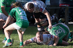 Wharfedale 39 - 22 Preston Grasshoppers October 06, 2018 33252.jpg (Mick Craig) Tags: 4g wharfedale action hoppers prestongrasshoppers agp preston lightfootgreen union fulwood upthehoppers rugby lancashire rugger sports uk