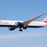 G-ZBKG - British Airways Boeing 787-9 thumbnail
