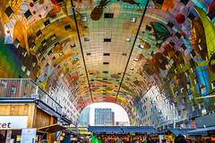 Rotterdam - Markthal (Alexandre66) Tags: holland hollande paysbas nederland rotterdam canon 6d 24105mm f4 l is usm markthal market hall