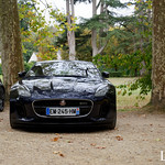 20181007 - Jaguar F-Type S - N(2791) - CARS AND COFFEE CENTRE - Chateau de Chenonceau thumbnail