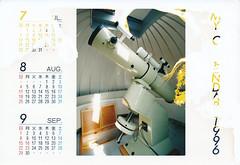 19960000_IMG_0003 (NAMARA EXPRESS) Tags: postcard photograph calendar paper telescope memorial typhoons storm surge color japan film canon canoscan 9000f scanner scan namaraexp