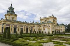 Palacio de wilanow, Varsovia (R.Aranda79) Tags: arquitectura extranjero palacio polonia varsovia warsaw poland wilanow