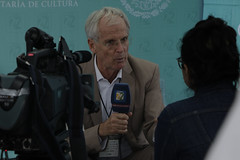 MX TV ASPECTOS (Secretaría de Cultura CDMX) Tags: zocalo filz foro 2018 liros editoriales eje4 unmundoch´ixiesposible pitolsilviarivera méxico cdmx