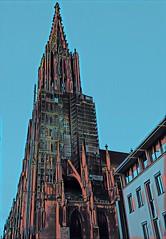 Ulmer Ansichten (size10x15) Tags: church kirche ulmermünster münster iphonex ulm