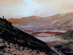 """Ensueños del crepúsculo"" / ""Twilight reveries"" (ix 2018) Tags: vulcano volcán nevadodetoluca xinantécatl toluca israfel67 edited editada ps lagoon laguna cráter crater"