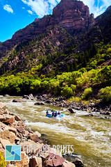 2018-09 CO Colorado Trip Day 14 Box Canyon (11) (nicholasjklein) Tags: 2018 boxcanyon colorado forest green mountains people river road rocks rockymountains trip water adventure canyon coloradoriver raft rafting whitewaterrafting