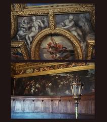 Il potere del Consiglio (Insher) Tags: italy italia venice venezia palazzoducale dogespalace saladelconsigliodeidieci museum sanmarco