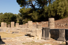 Ancient Olympia   Αρχαία Ολυμπία   Greece-49 (Paul Dykes) Tags: archeaolybia westgreeceregion greece gr hellas αρχαίαολυμπία ancientolympia olympicgames peloponnese ancientgreece archaeologicalsite