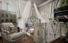 In Her Room (AGodenot) Tags: applefall drd kalopsia serenitystyle blush uber zerkalo shinyshabby