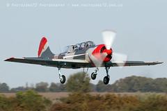 7845 Yak 52 (photozone72) Tags: canon canon7dmk2 canon100400f4556lii 7dmk2 aviation aircraft yak yak52