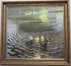 20170722 Lettonie Riga - Musée National des Beaux-Arts -183 (anhndee) Tags: etatsbaltes lettonie riga musée museum museo musee peinture peintre painting painter