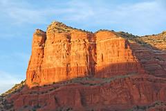 Creeping Shadows (craigsanders429) Tags: sedonaarizona arizona arizonamountains mountains redrocks latedaylighting latedaylightphotographs rocks