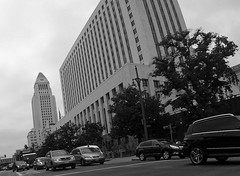 Downtown Los Angeles (121244) (Ron of the Desert) Tags: losangeles california goprohero4 gopro hero4architecture lacityhall architecture