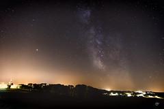 Voie lactée 2 (shoube) Tags: 88 vosges lorraine nocturne campagne etoile ciel nuit dommartinsurvraine canon 7d tamron 1750mm voielactée milkyway