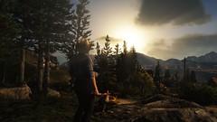Hunting   GTAV (Razed-) Tags: hunting cloudy sunrise forest wilderness grand theft auto v gtav rockstar games naturalvision remastered graphics mod