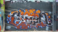 Cimon / Bruxelles - 26 oct 2018 (Ferdinand 'Ferre' Feys) Tags: bxl brussels bruxelles brussel belgium belgique belgië streetart artdelarue graffitiart graffiti graff urbanart urbanarte arteurbano ferdinandfeys bestof2018be