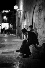 Dropped (stephen cosh) Tags: blackandwhite israel jerusalem stephencosh streetphotography
