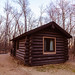 Cabin at Wild River State Park, Minnesota