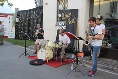 - (tommasocroce) Tags: saxsymbols sax trumpet drum band music live concert pianello valtidone pianellovaltidone piacenza tromba sassofono batteria complesso jazz