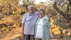 Johann and Hettie (Explore 9/11/18) (Sheldrickfalls) Tags: johanndejager kuduprivatenaturereserve kuduranch kudugameranch site66 66 lydenburg mpumalanga southafrica