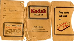 The original Kodak wallet holding these prints (kitmasterbloke) Tags: destroyer highseasfleet scotland worldwar1 ww1 germany ship cruiser scuttling orkney battleship navy monochrome water sea historic legacy history imperial smoke steam seydlitz vondertann bayern baden frankfurt dreden kaiser hindenberg moltke kronprinzwilhelm nurnberg derfflinger brummer hms canning