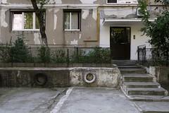(soreen.d) Tags: socialist architecture building blockhouse concrete bucharest bucuresti romania