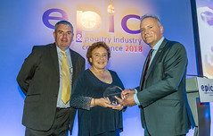 2313 - Karen Campbell, recipient, Service to the UK Egg Industry Award