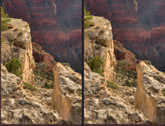 Grand Canyon 3D (Jeff®) Tags: jeff® j3ffr3y copyright©byjeffreytaipale grandcanyon arizona nationalpark usa unitedstates america canyon mountains scenery scenic landscape landschaft