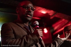 Mr Gee (Penned in the Margins) Tags: perseverance poetry spoken word poet performance shoreditch hackney raymond antrobus bsl sign language deaf book launch books publishing poetic poem