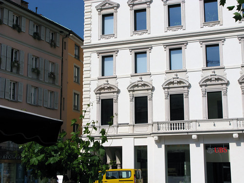 Lugano, Old Town
