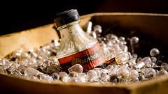 old bottle (A.K. 90) Tags: lostplace urban urbex abandoned verlassen dachboden flasche bottle glass glas lamp lampe sonyalpha6000 e18135mmf3556oss industry industrie industrial production makro