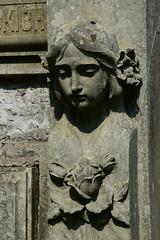 Lychakiv Cemetery (jacek_szacho-głuchowicz) Tags: lychakiv lviv ukraine cemetery tomb sculpture