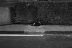 ColdContrastyColourlessNight (Regier Kunkel) Tags: dublin bw night nofilters nophotoshop