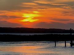 Menemsha skies (saudades1000) Tags: atlantic ocean autumnsunset sunset marthasvineyard menemsha