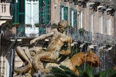 Siracusa, Piazza Archimede, Fontana di Diana